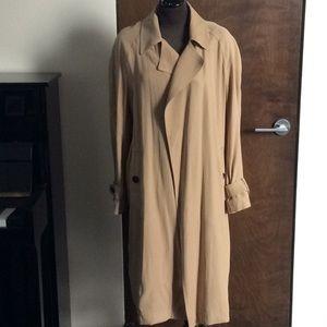 Zara trench coat size M
